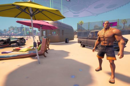 Where to converse with Sunny, Joey, or Beach Brutus in Fortnite Chapter 2 Season 7
