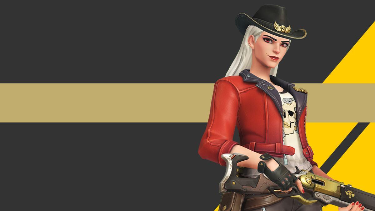 Ashe Deadlock Challenge Overwatch