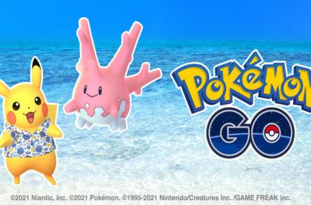 How to catch a Pikachu in an Okinawan Kariyushi shirt in Pokémon Go