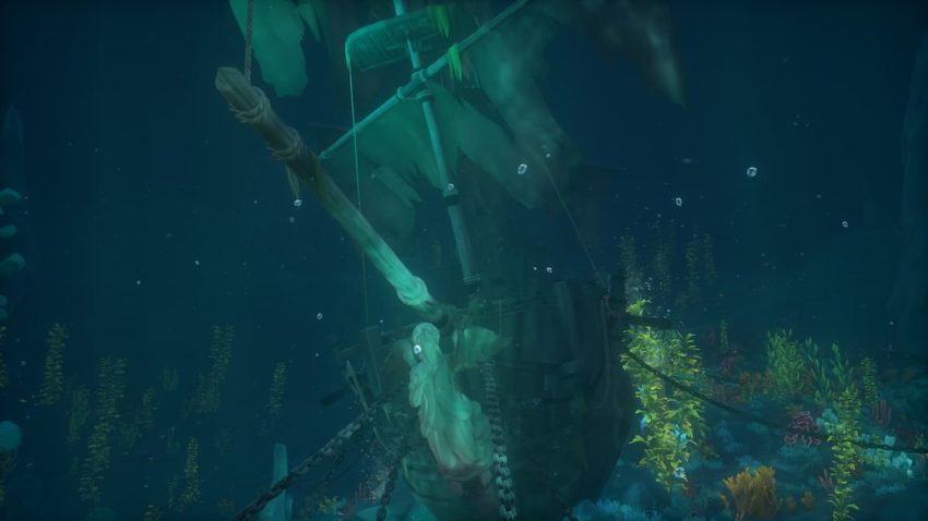 Sea of Thieves: A Pirate's Life – The Sunken Pearl