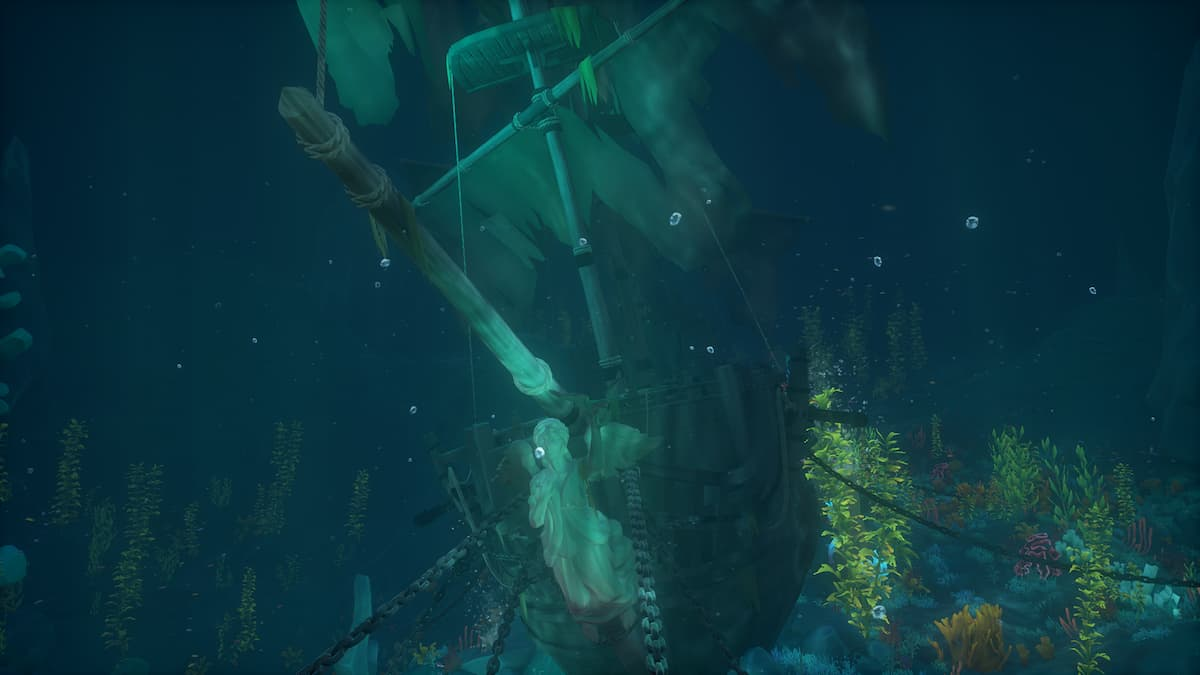 Sea of Thieves: A Pirate's Life - The Sunken Pearl