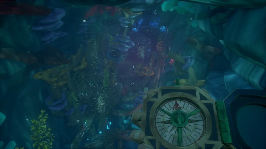 Sea of Thieves A Pirate's Life The Sunken Pearl Tall Tale