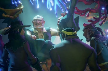 Sea of Thieves patch 2.2.0.1 fixes issues with The Sunken Pearl Tall Tale