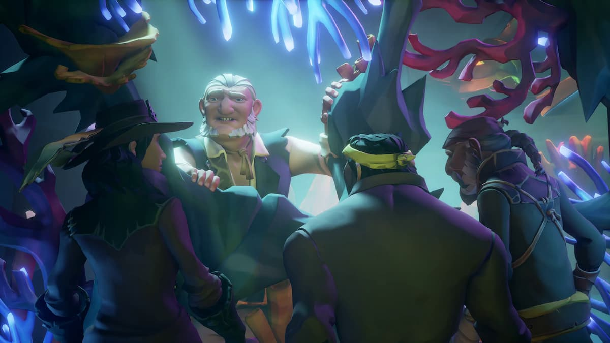Sea of Thieves – The Sunken Pearl Tall Tale