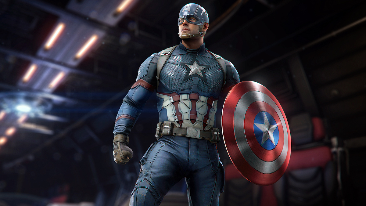 Marvel's Avengers MCU skins