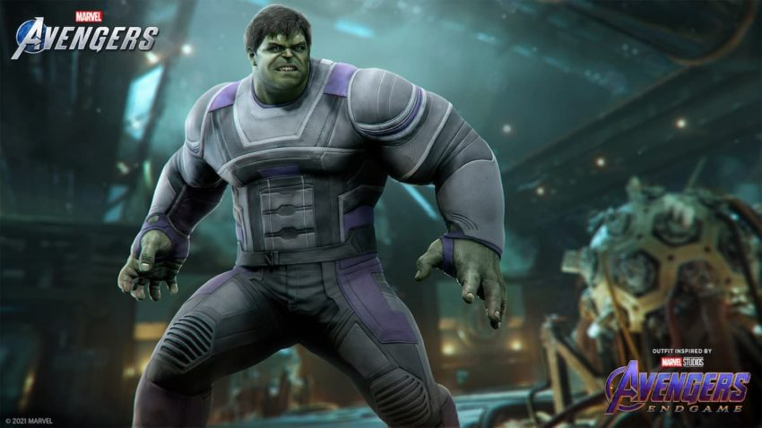 Marvel's Avengers game MCU skins