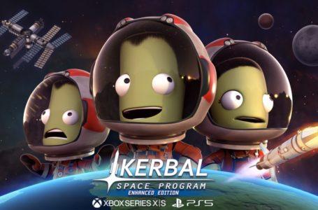 Kerbal Space Program coming to next-gen platforms this fall