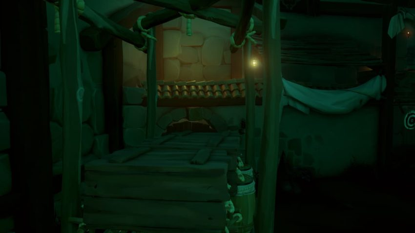 Sea of Thieves: A Pirate's Life – Captains of the Damned Tall Tale