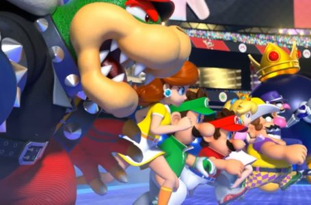 How to backspin or topspin in Mario Golf: Super Rush