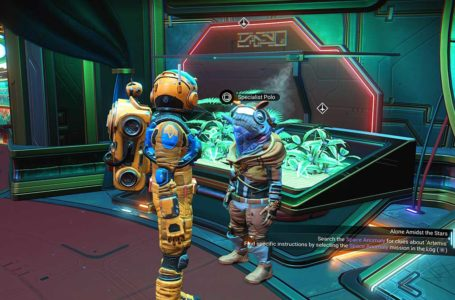 Who are Nada and Polo in No Man's Sky?