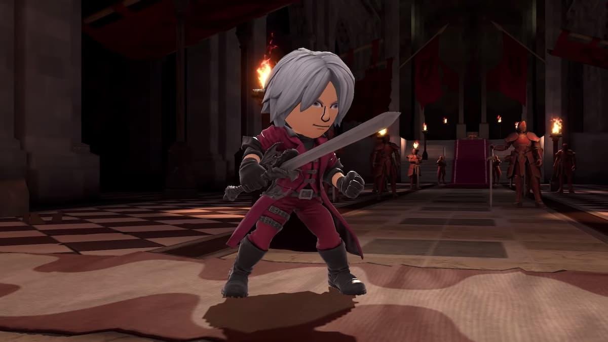 Super Smash Bros. Ultimate Dante