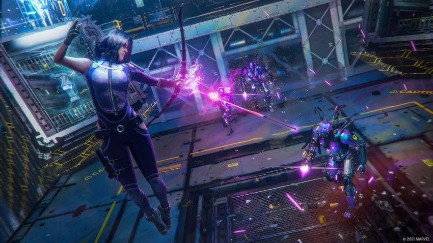 Marvel's Avengers Cosmic Threat Event
