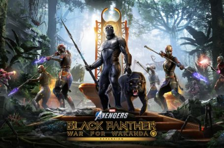 Marvel's Avengers: Black Panther – War for Wakanda expansion will release on August 17