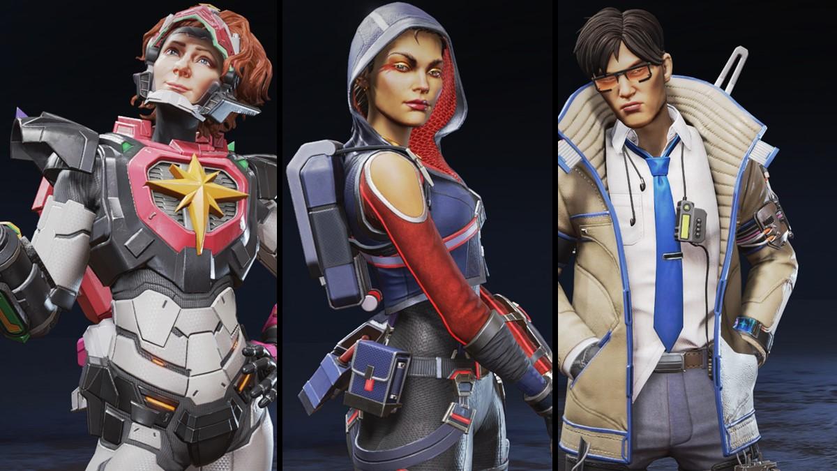 Genesis Collection Legend skins