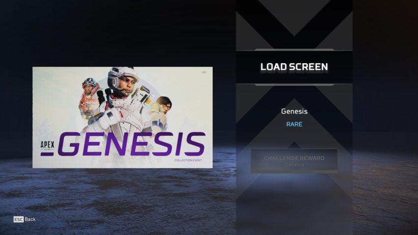 Genesis wallpaper