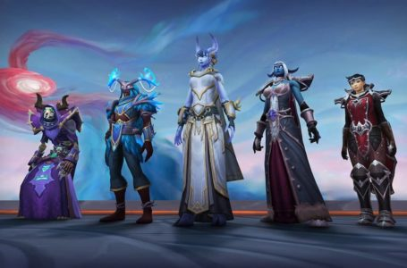 Start date and time for WoW: Shadowlands Arena Season 2