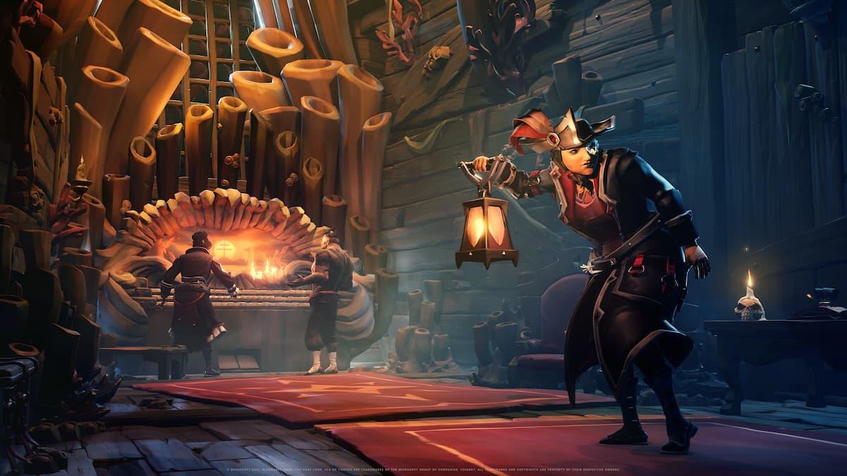 Sea of Thieves: A Pirate's Life – Dark Brethren Tall Tale