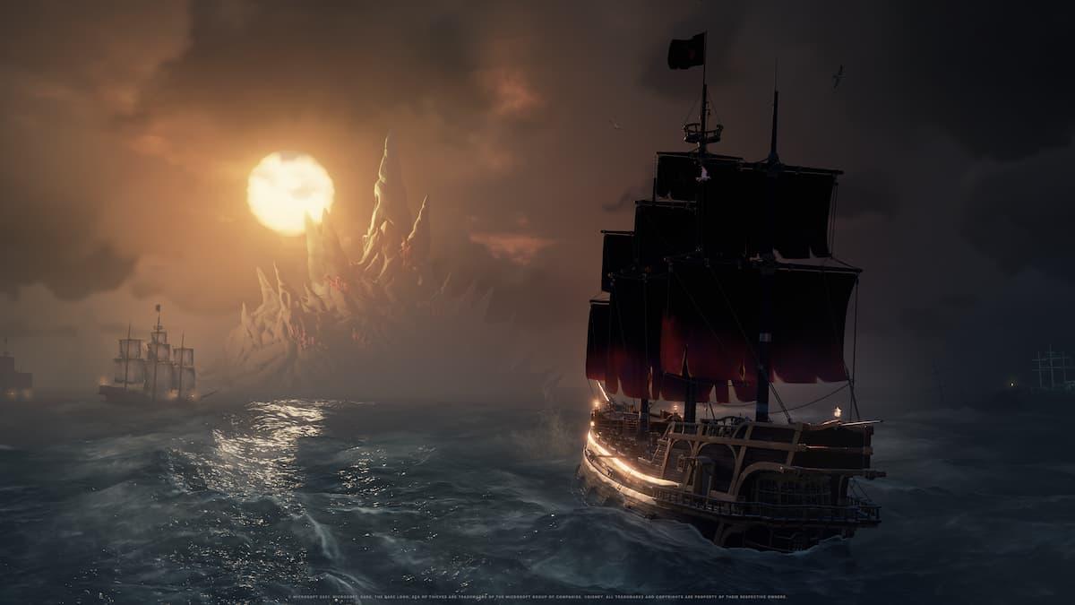 All journal locations in Sea of Thieves – Dark Brethren Tall Tale