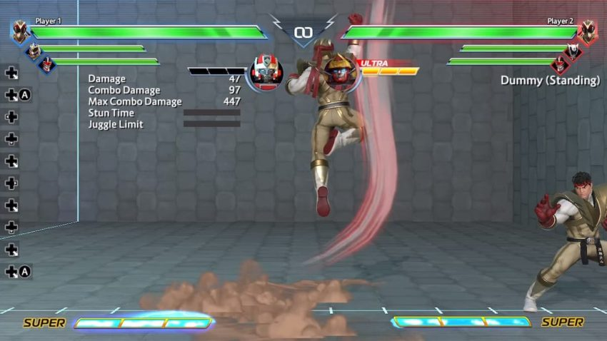 Power Rangers: Battle for the Grid Ryu Shoryuken