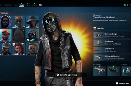 How to unlock Wrench in Watch Dogs: Legion