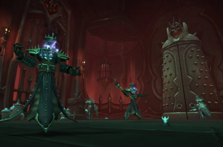 How to get the Fallen Charger mount in World of Warcraft: Shadowlands