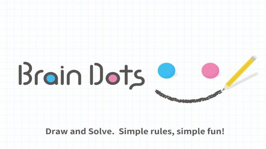 Best free iPhone Games Brain Dots