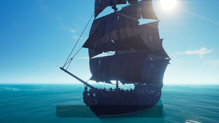 Sea of Thieves: A Pirate's Life Lords of the Sea Tall Tale