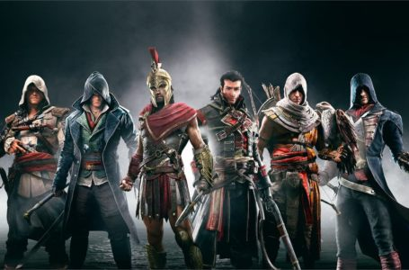 All Assassin's Creed games, ranked best to worst