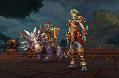 How to unlock Zandalari Trolls  in World of Warcraft: Shadowlands