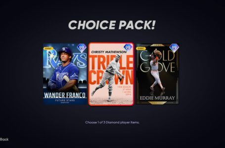 MLB The Show 21: Which 4th Inning Program Boss should you choose?