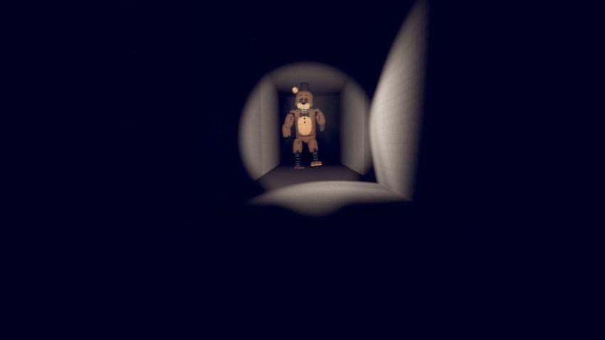 Rec Room Ignited Freddy