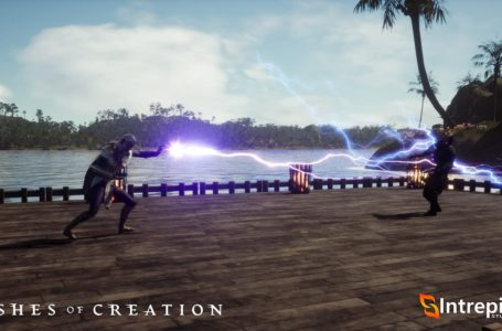 What is the release date of Ashes of Creation?