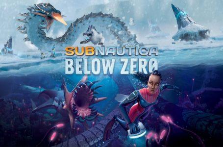 All creatures in Subnautica: Below Zero