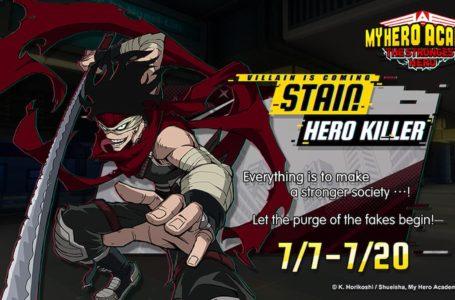 My Hero Academia: The Strongest Hero character tier list – July 2021