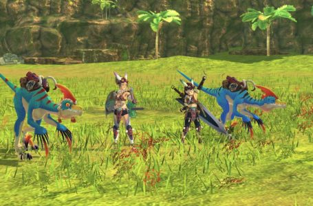 How to fast travel in Monster Hunter Stories 2: Wings of Ruin
