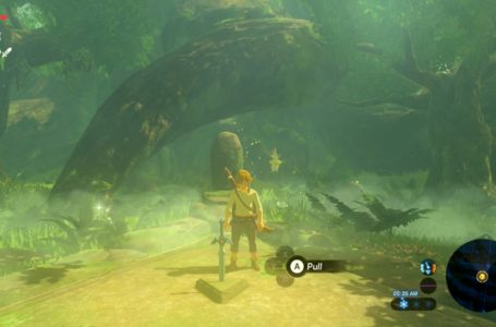 How to unlock the Master Sword early in The Legend of Zelda: Breath of the Wild
