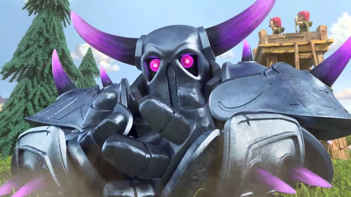 Pekka clash of clans