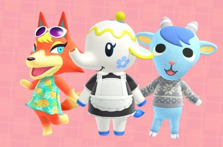 Top 10 cutest Villagers in Animal Crossing: New Horizons