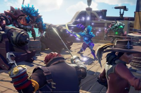 Sea of Thieves players are complaining about ridiculous enemy spawn rates
