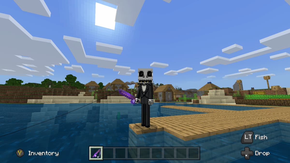 What does the Lure enchantment do in Minecraft? thumbnail
