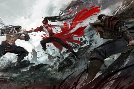 Naraka: Bladepoint is now the third-largest battle royale on Steam, just behind Apex Legends
