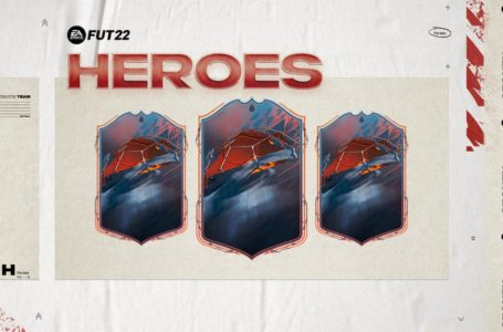 FIFA 22: FUT Heroes explained