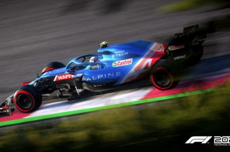 How to simulate practice in F1 2021