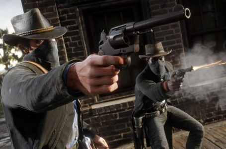 How to complete the Stagecoach Stickup Crime from James Langton in Red Dead Online