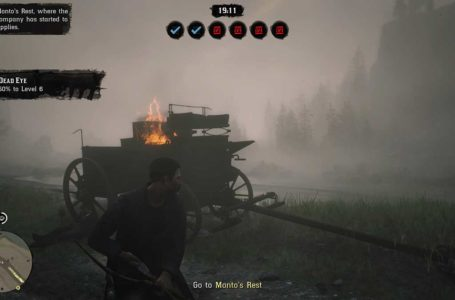 How to complete The Railroad Contract in Red Dead Online