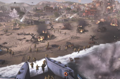 How to play the Company of Heroes 3 pre-alpha demo