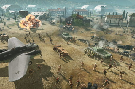 What is the release date for Company of Heroes 3?