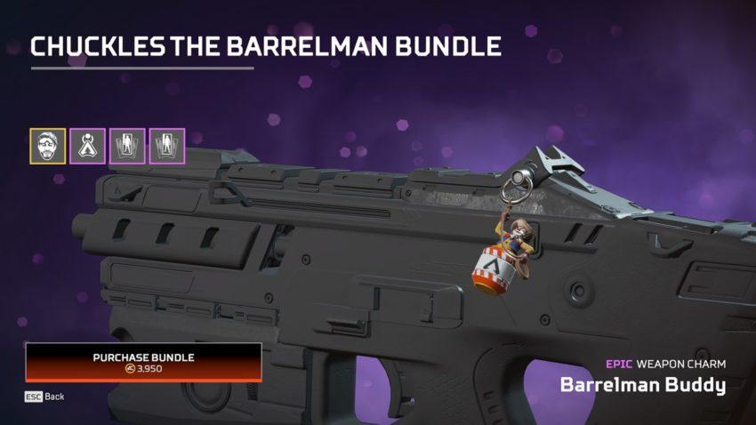 Barrelman Buddy