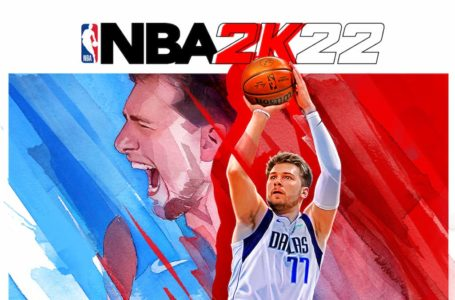 Mavericks star Luka Doncic named NBA 2K22 cover athlete, title to launch on September 10