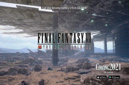 Best guns in Final Fantasy VII: The First Soldier